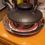 黒千代香(くろじょか)で芋焼酎を温めて飲むのにお手軽な方法